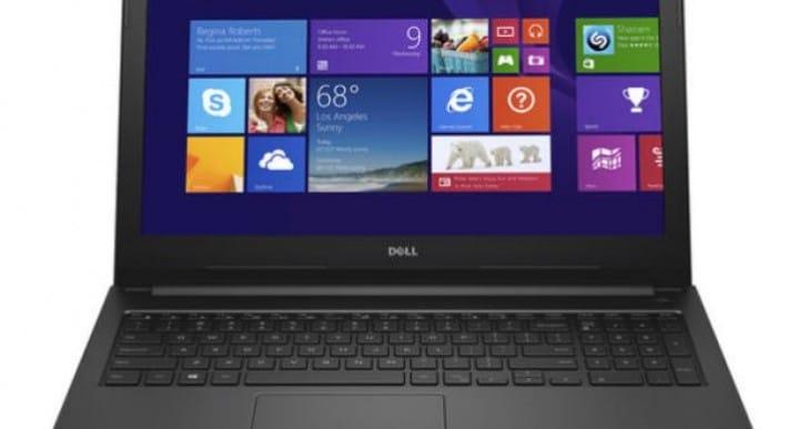 Dell Inspiron 15.6-inch I5558-2148BLK specs PDF list