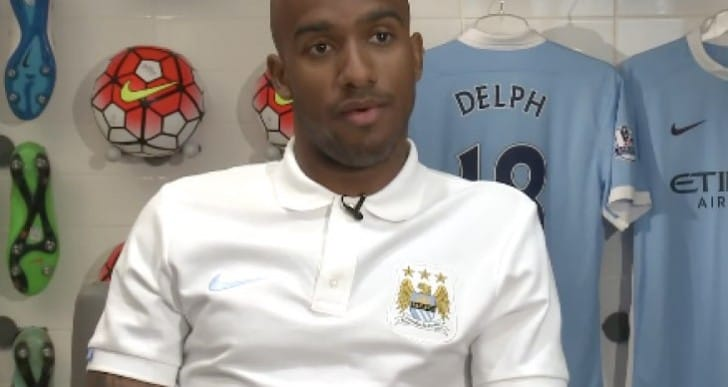 Fabian Delph trolled by hilarious O2 UK Tweet