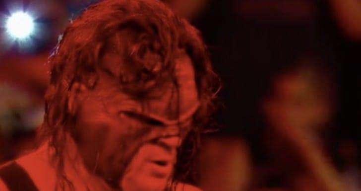 WWE 2K16 Masked Kane versions with Demon Kane DLC