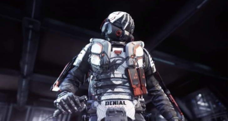 Denial eSports Character Gear set for COD AW