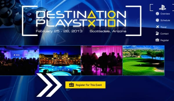 Destination PlayStation 2013 for new PS3, PS Vita games