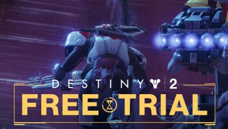 is destiny 2 free on xbox one