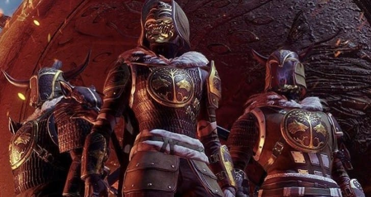 Destiny Iron Banner release date, start time, gear preview