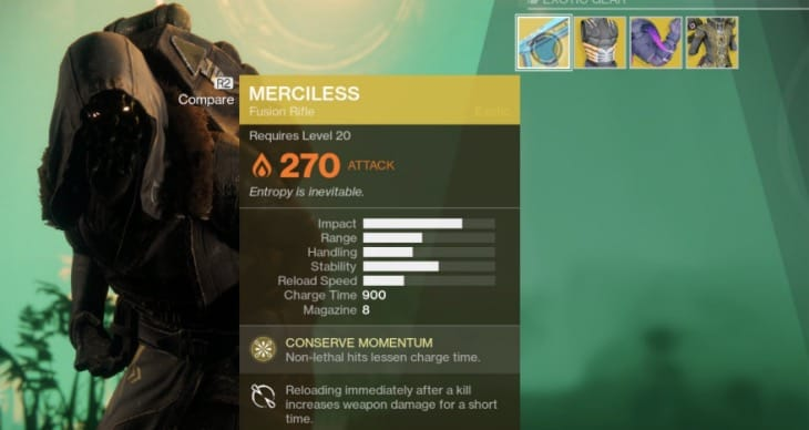 destiny-2-merciless-exotic-review