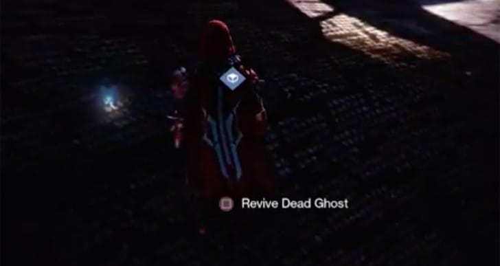 Destiny new Reef Ghost locations in House Of Wolves