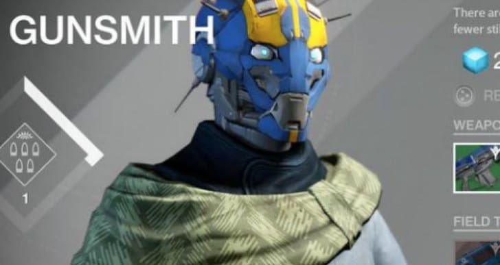Destiny Armsday orders reset shortly with Banshee 44