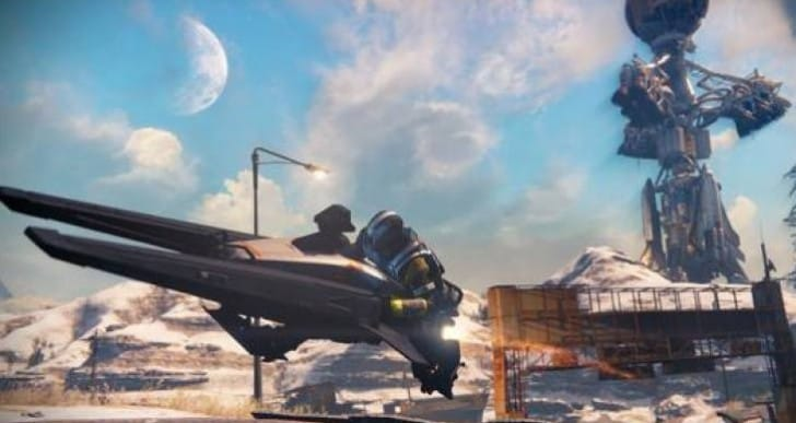 Destiny beta PS4, PS3 release time countdown