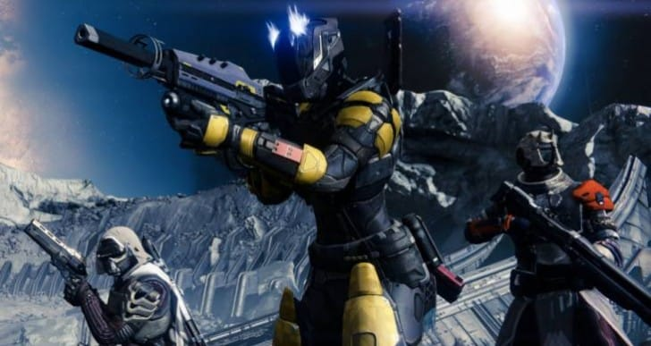 Destiny beta PS4 Vs Xbox One resolution