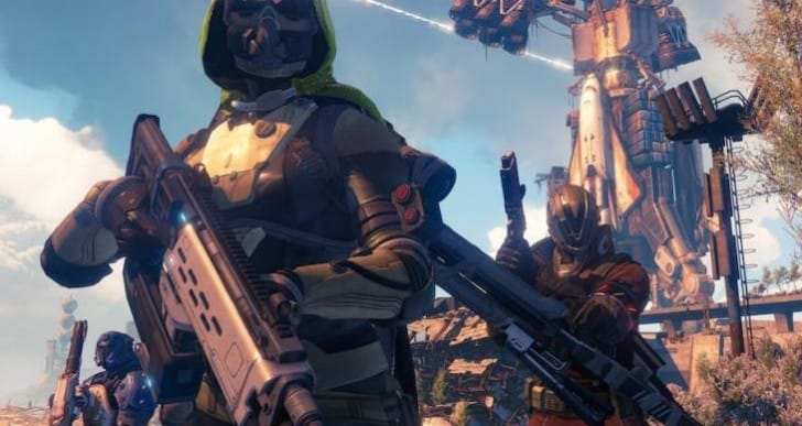 Destiny Xbox One, 360 beta release time early