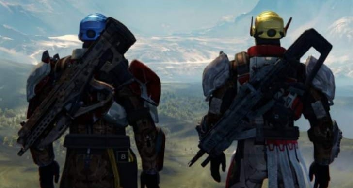 Destiny servers are not available, status as planned
