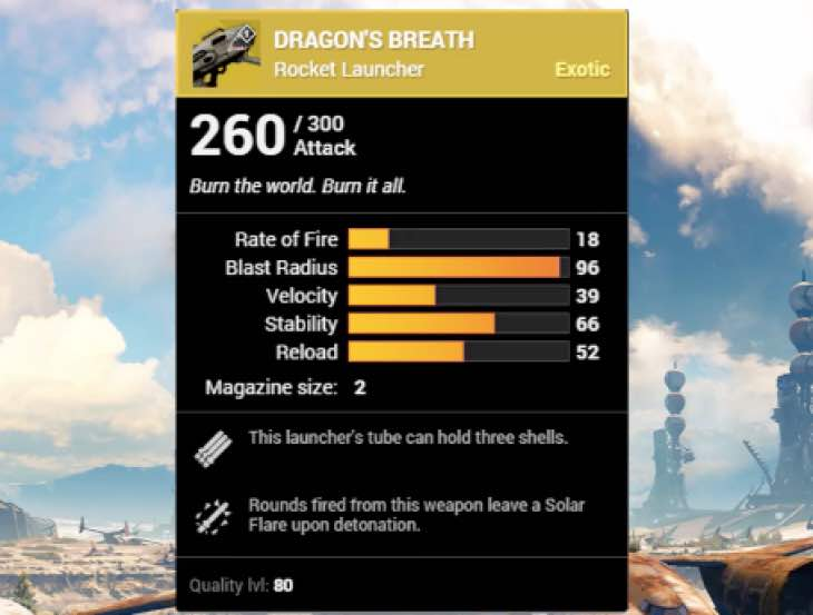 destiny-dragons-breath-exotic-rocket-launcher