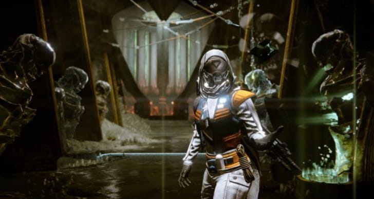 Xur location for Friday May 13 exotics