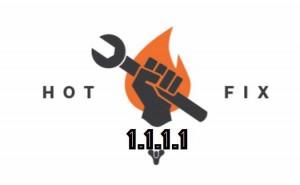 Destiny 1.1.1.1 update notes for minor hotfix