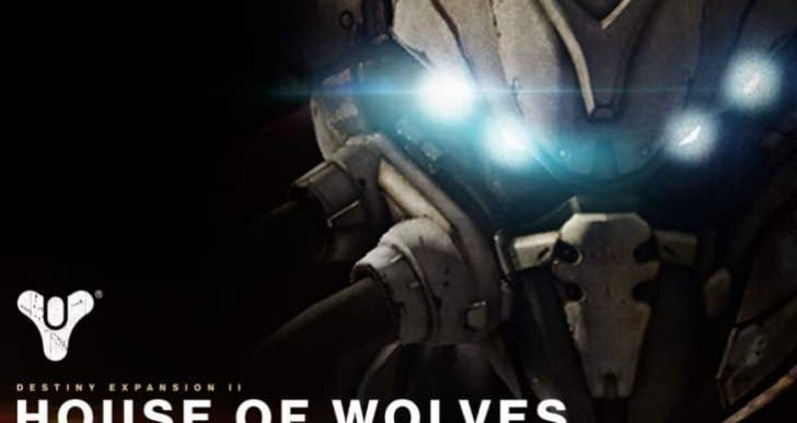 House of Wolves Exotics list for Destiny DLC