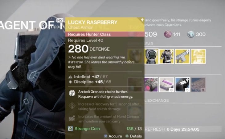 destiny-lucky-raspberry-year-2-review