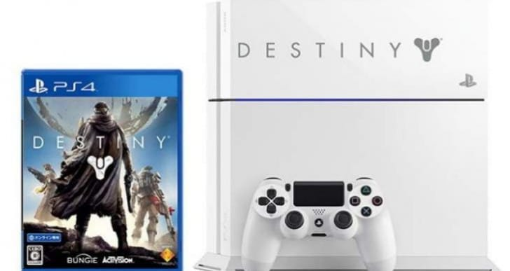 Destiny first party status on PS4 says Sony