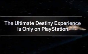 Destiny PS4, PS3 exclusive weapons and maps Vs Xbox