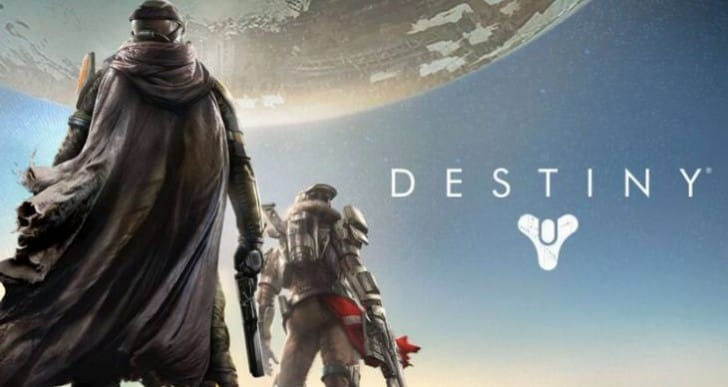 Destiny 1.12 update live on PS4, follows notes