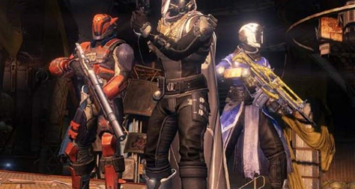 Destiny update for Raid matchmaking on PS4, Xbox One