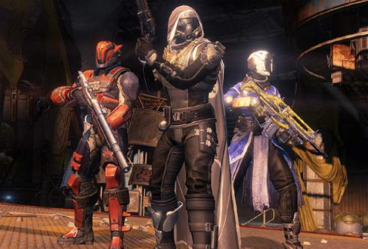 Destiny 2 When Can You Co-op in The Campaign