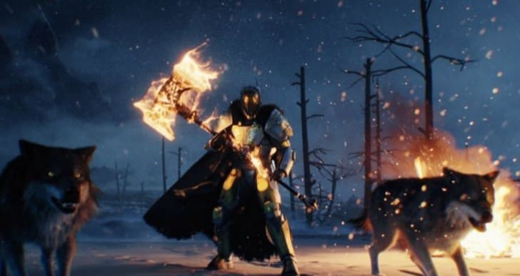 Destiny Rise of Iron DLC exclusives on PS4 Vs Xbox One