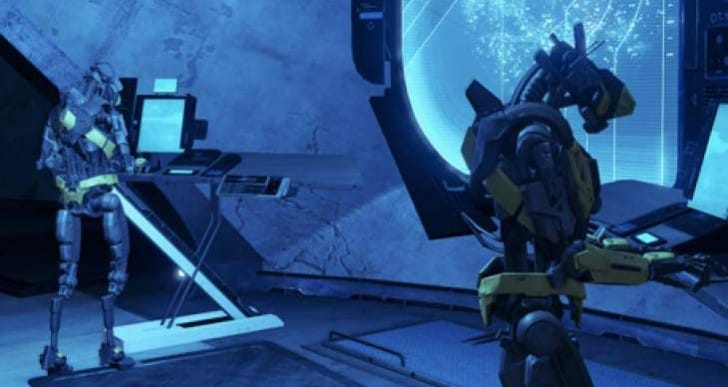 Destiny servers down for update, hack proof hopes