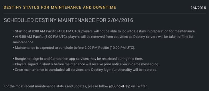 destiny-servers-down-feb-4