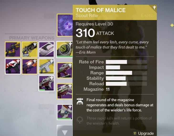 destiny-touch-of-malice-perks
