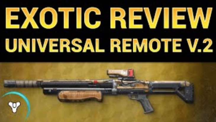 destiny-universal-remote-shotgun-review