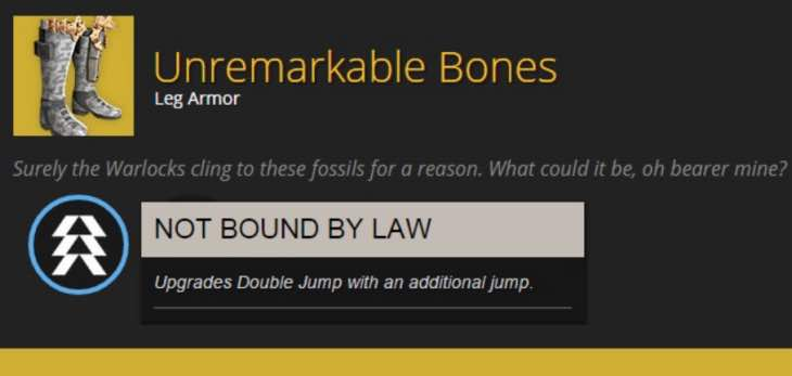 destiny-unremarkable-bones