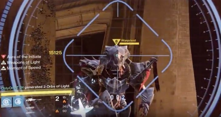 Destiny 2.1.0 update live with full patch notes
