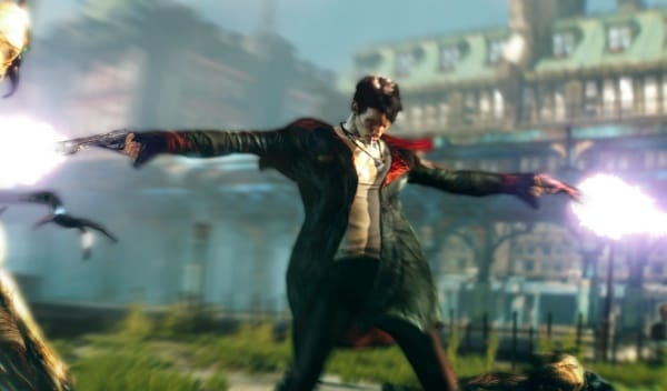 Early Devil May Cry review signifies promise