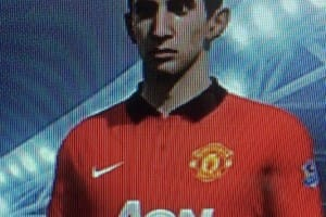 Angel Di Maria in a Man Utd shirt teased