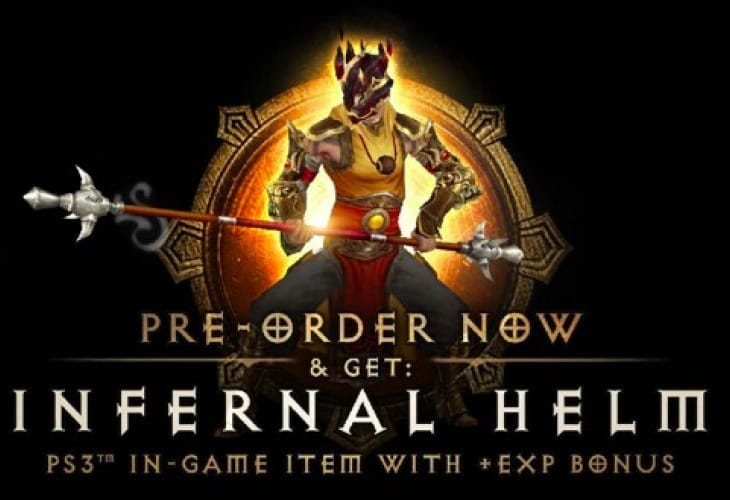 Diablo 3 PS3 release date still MIA, Infernal Helm confirmed