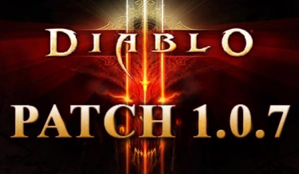 Diablo 3 1.0.7 update notes add new class features