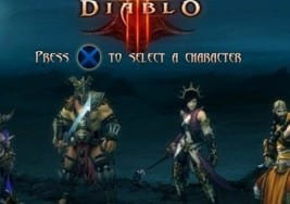 Diablo 3 PS3 built for the controller, not PC port