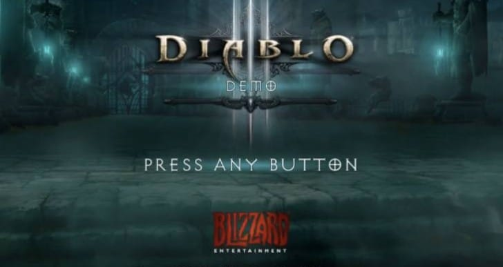 Diablo 3 PS4 gameplay in 1080p, 60FPS