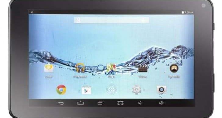 DigiLand 7-inch DL701Q Tablet review with quad-core specs