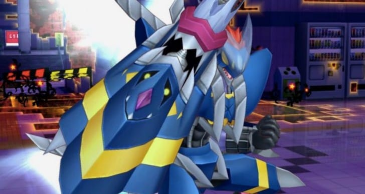 Digimon Cyber Sleuth update 1.04 with Digivolution list