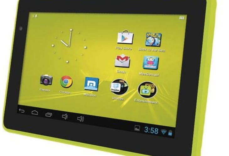 Digital2 D2-713G_GN 7-inch tablet with Google Play