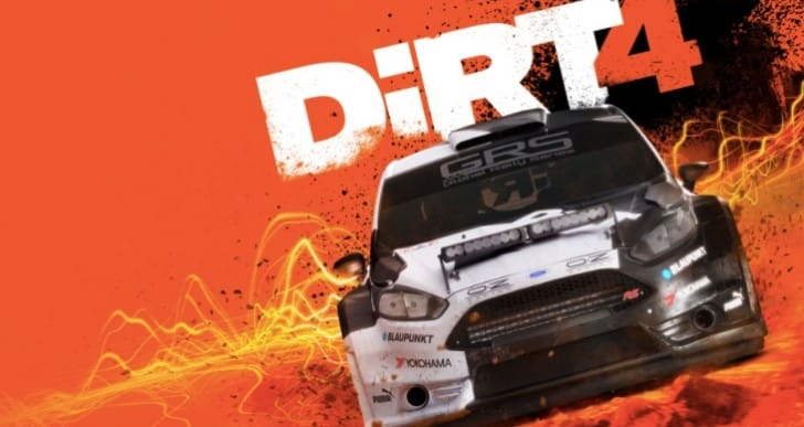 Dirt 4 1.04 patch notes on PS4, Xbox One, PC