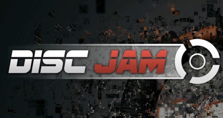 PS Plus March 2017 free games with Disc Jam gameplay
