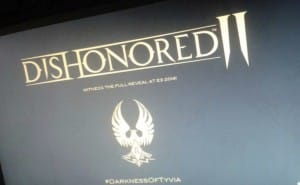 Dishonored 2 release date before Fallout 4