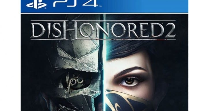 Dishonored 2 for £9 on PS4, Xbox One today