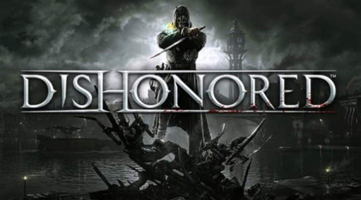 PS Plus March Dishonored cover up shocks fans