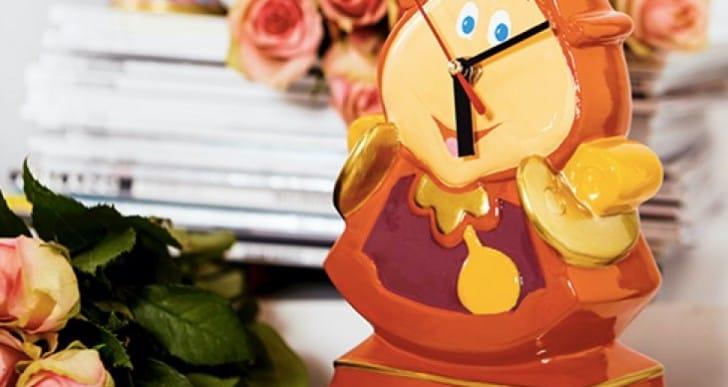 Disney Cogsworth Clock at Primark for Black Friday 2017