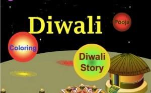 Diwali Festival 2014 app for happy kids