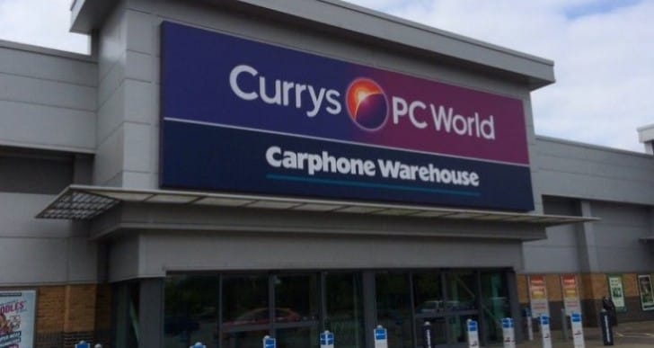 Dixons Carphone jobs not at risk in UK PC World, Currys merge