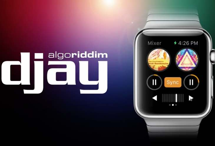 djay for Apple Watch size concern