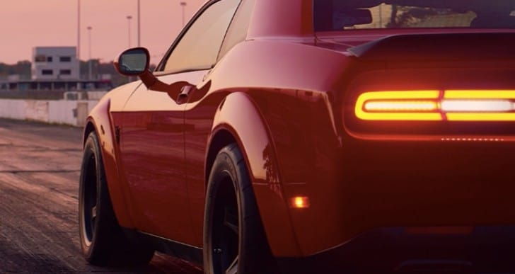 Dodge Demon $1 price shock for buyers